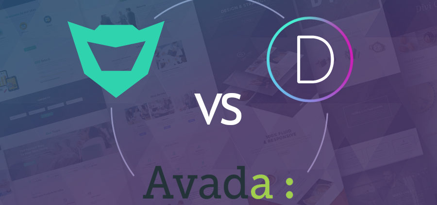 Monstroid2 vs. Divi vs. Avada